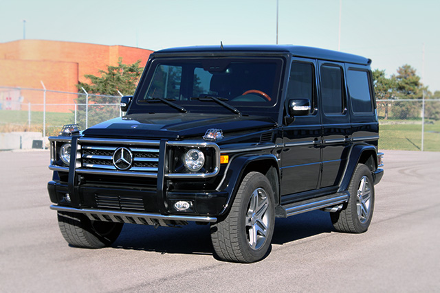 G550 mercedes autos post for Mercedes benz g550 suv